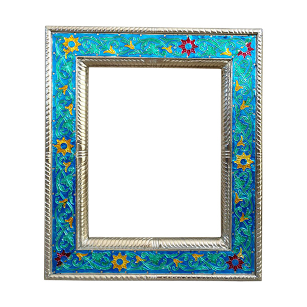 meenakari photo frame