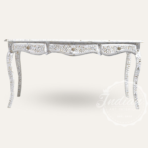 mop inlay console table