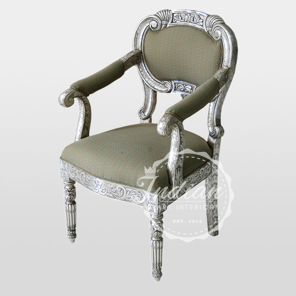 indian handcrafted chair