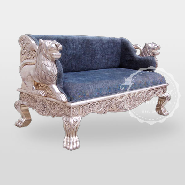 sterling silver sofa